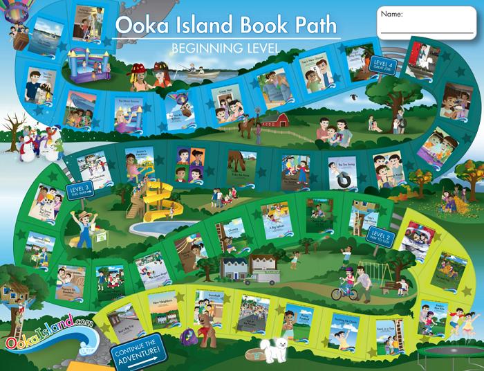Book Path Beginning