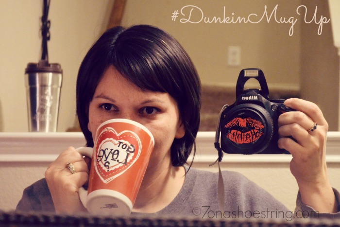 Show Dunkin' Donuts your Love for Coffee