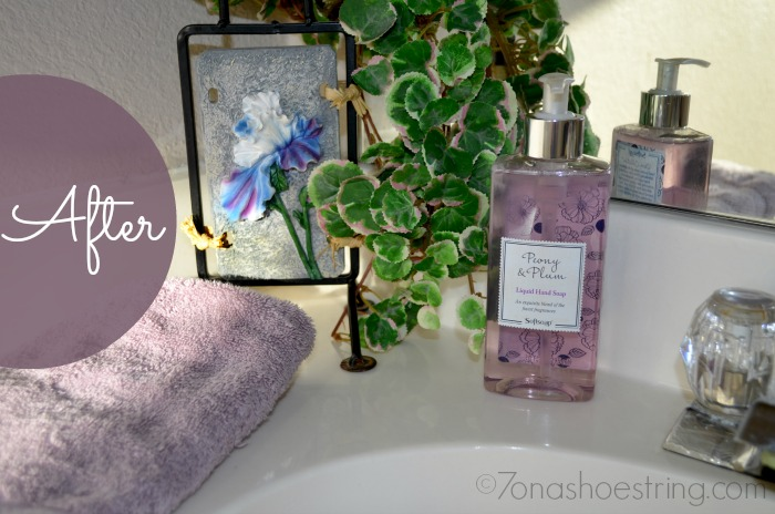 Peony and Plum Softsoap