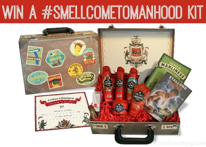 #Smellcometomanhood kit