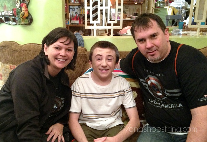 Atticus Shaffer The Middle