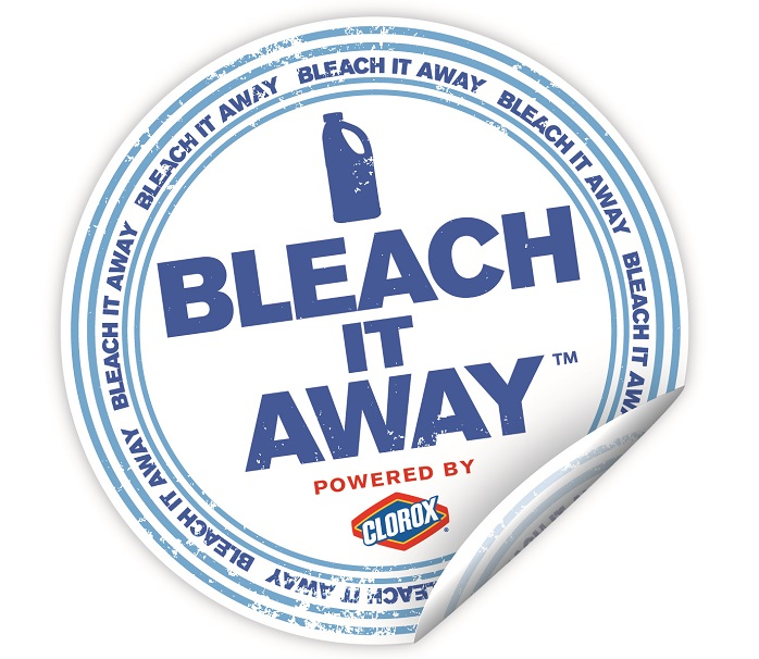 Bleach It Away
