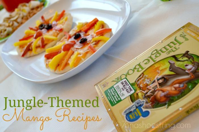 Jungle Themed Mango Recipes : The Jungle Book