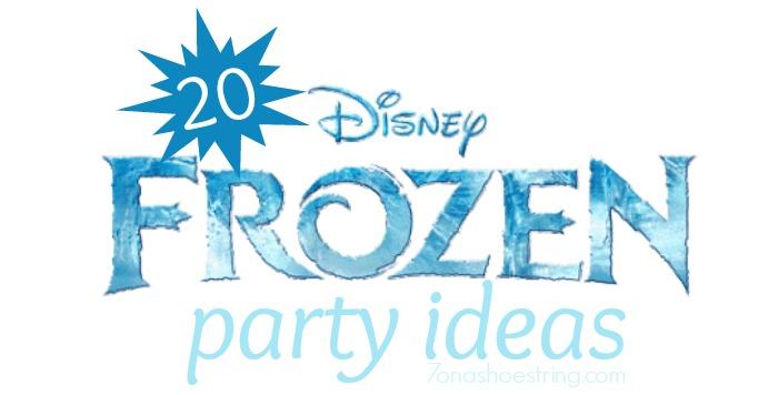 Frozen Movie Watching Party