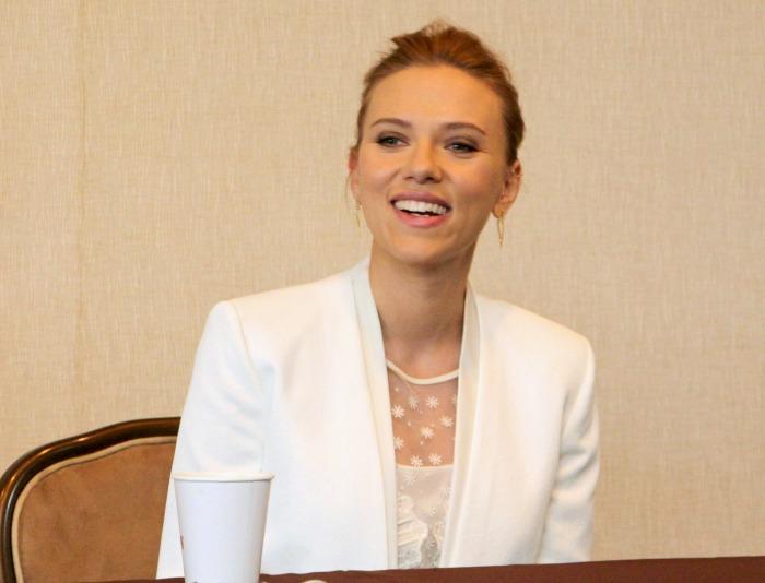 Scarlett Johansson Feels Empowered as Black Widow