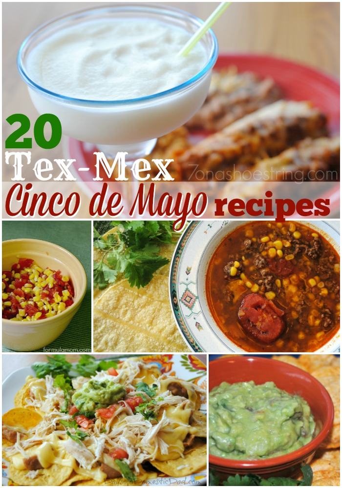 Tex-Mex Cinco de Mayo Recipes