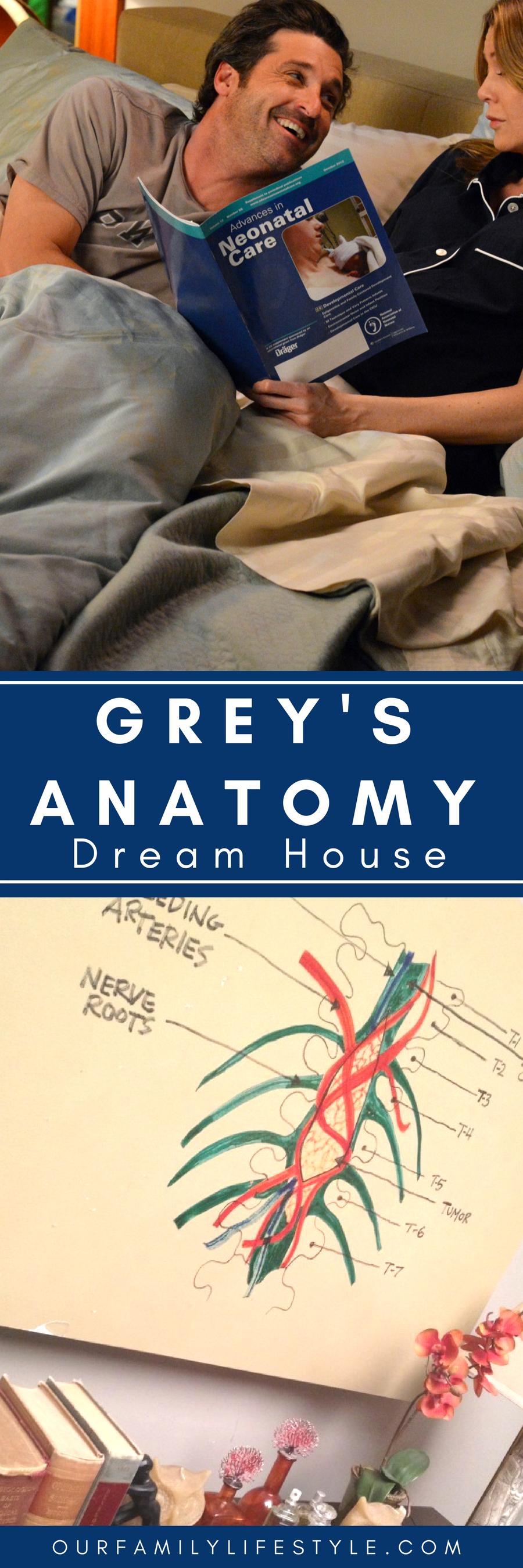 Walking Through The Dream House Of Greys Anatomy