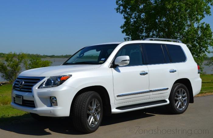 Take a Road Trip in Luxury : 2014 Lexus LX 570