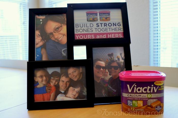 Build Strong Bones Together with Viactiv
