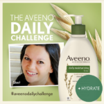 Be Proactive in Skin Care with Aveeno Daily Moisturizing Lotion