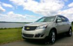 Hitting a Homerun with the 2014 Chevrolet Traverse