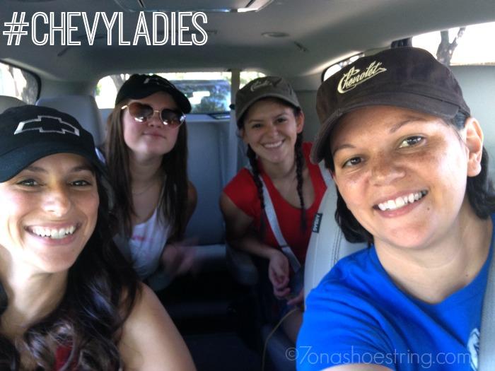 #ChevyLadies
