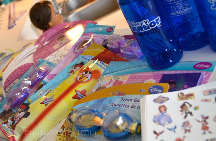 Disney Jr party bags