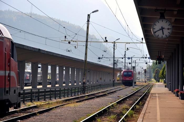 Eurail train Europe