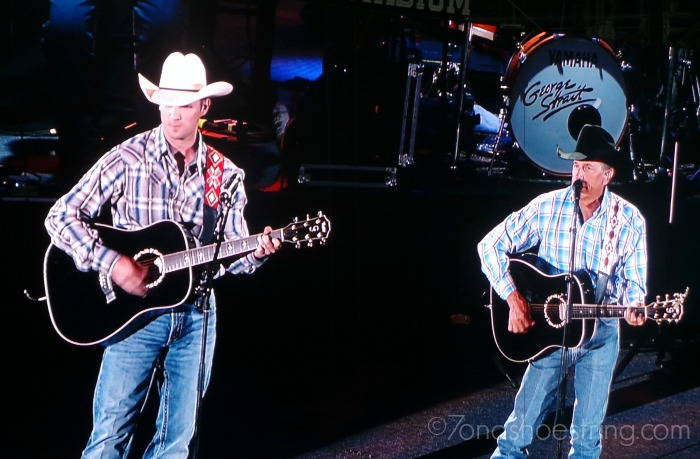 George and Bubba Strait