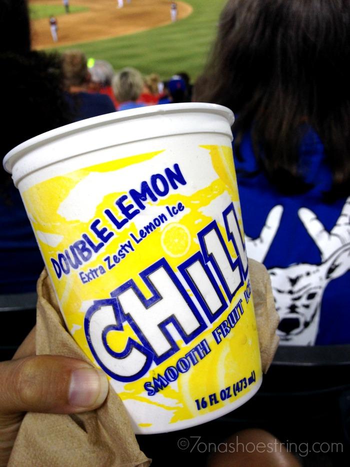 Lemon Chill ballpark