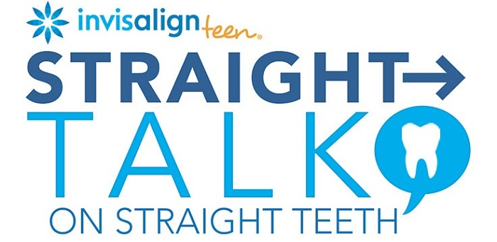 Let's Have Straight Talk about Straight Teeth with Invisalign