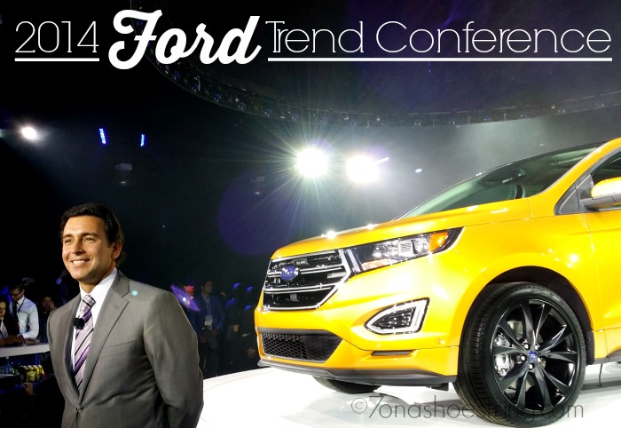 New Global Trends and Innovative Thinking at 2014 Ford Trend Conference