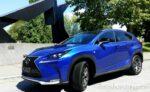 2015 Lexus NX F Sport First Drive