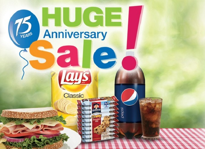 5 Tips for Grocery Shopping : Albertsons Huge Anniversary Sale