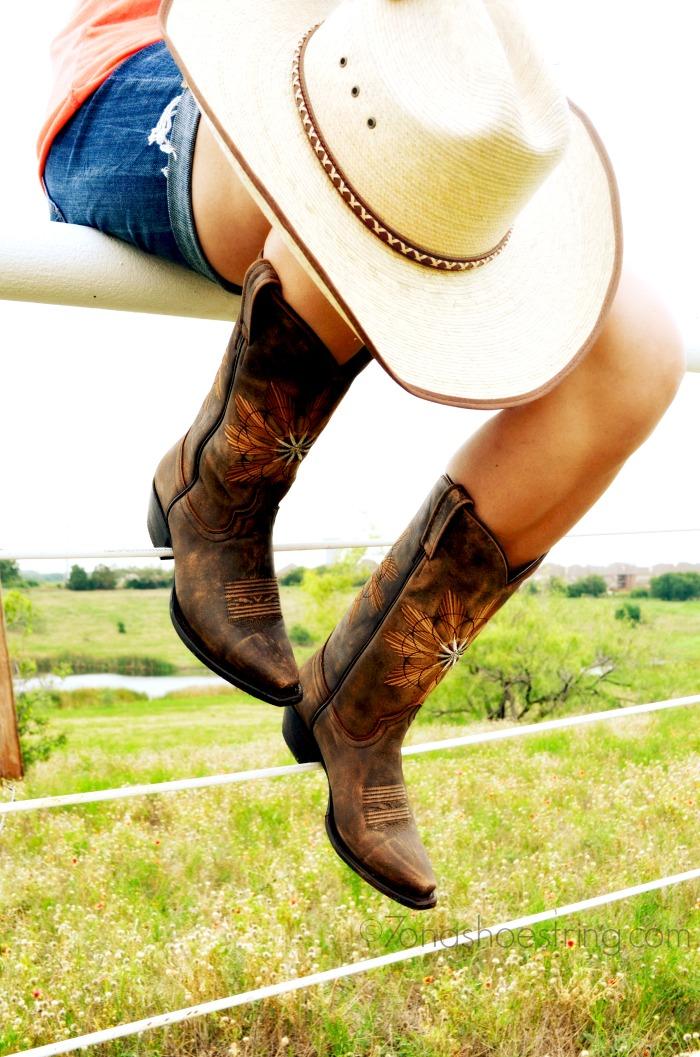 Cheyenne Womens Boots