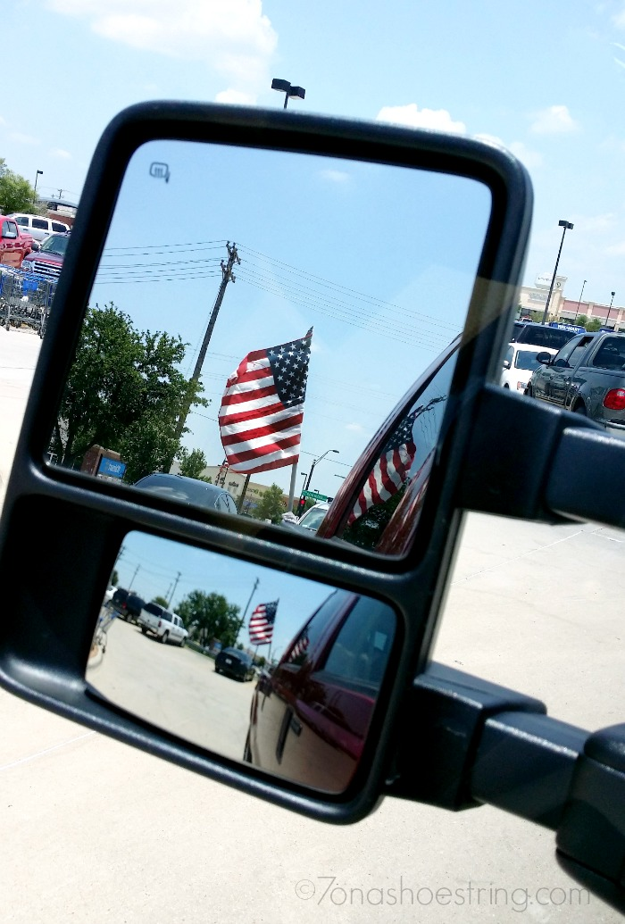 F250 side mirrors