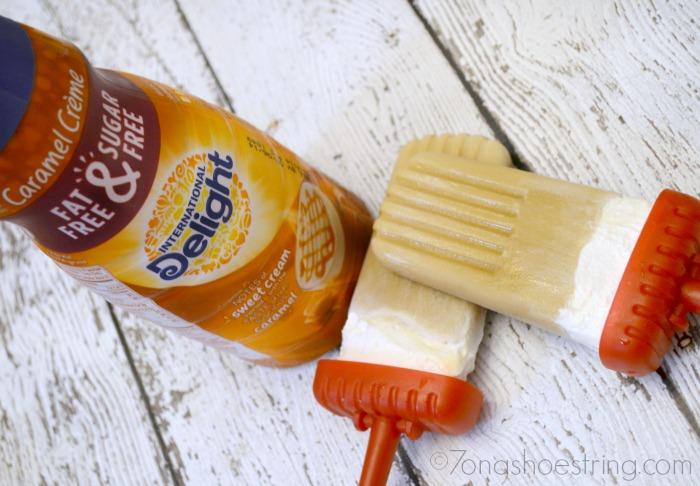 International Delight Caramel Creme