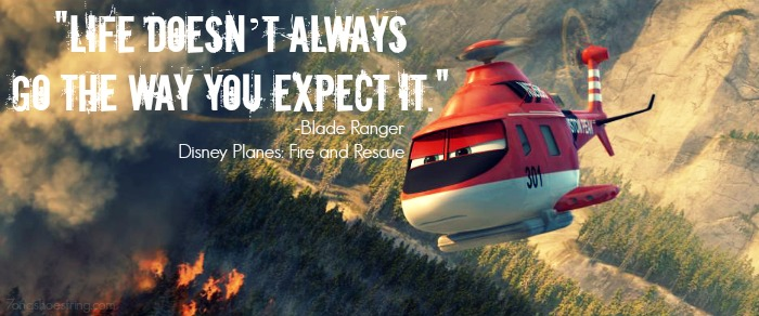 Second Chances Abound in Disney Planes: Fire and Rescue