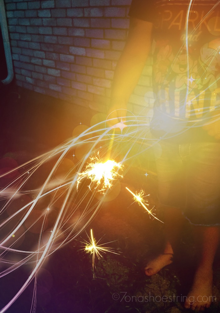 sparkle and shine sparklers