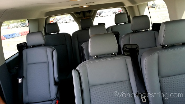 2015 ford transit offers better fuel economy and capability. Black Bedroom Furniture Sets. Home Design Ideas
