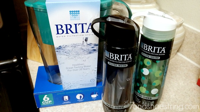 Stay Hydrated and Energized in Class with Brita