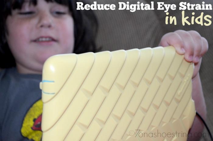 Reduce Digital Eye Strain in Kids: American Optometric Association