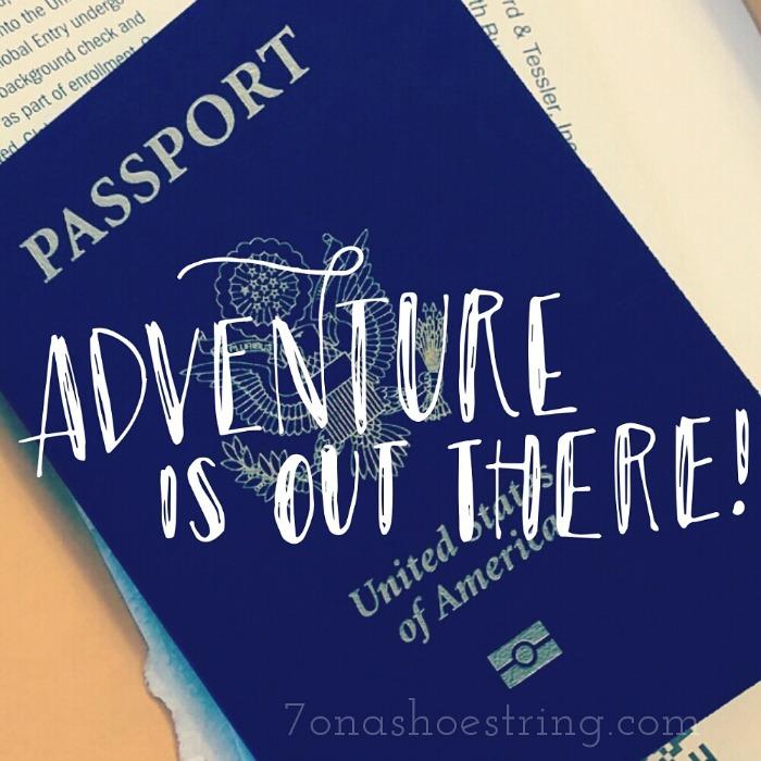 passport to adventure