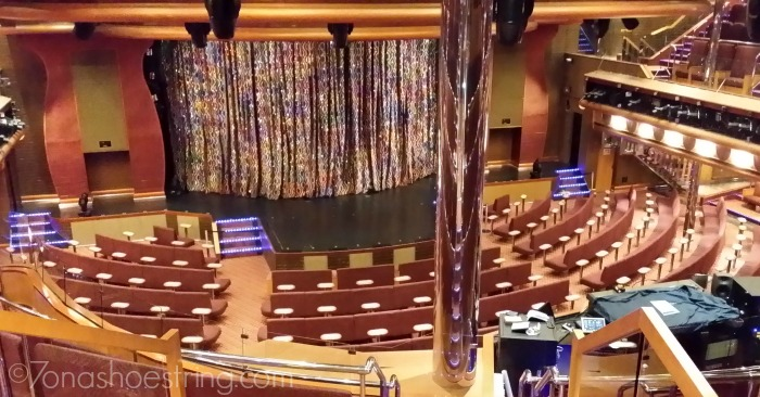 Carnival Magic theater