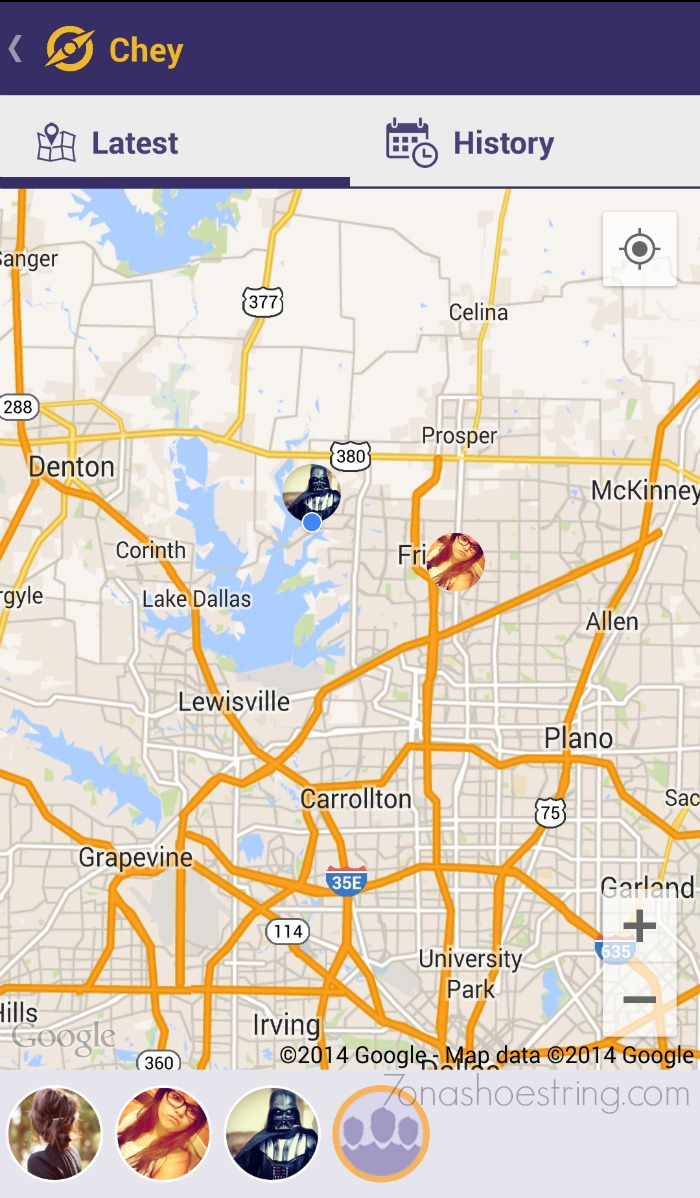 Watch Over Loved Ones with Folr Family Locator