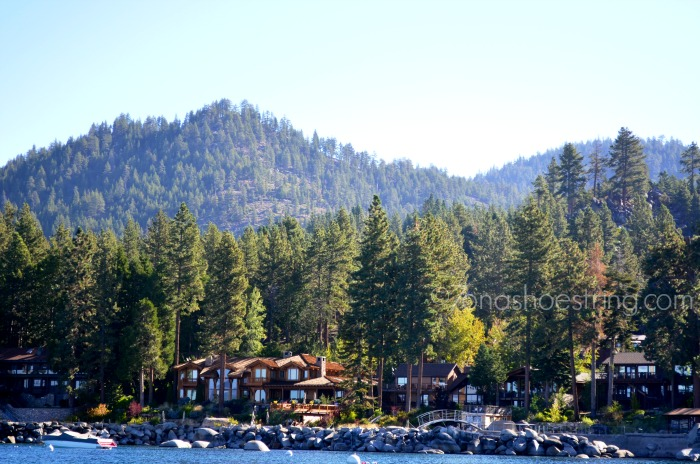 Lake Tahoe homes