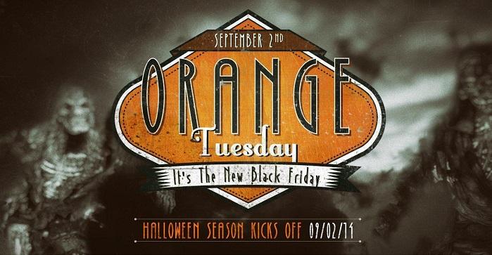 Orange Tuesday