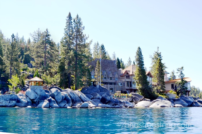Thunderbird Lodge Lake Tahoe