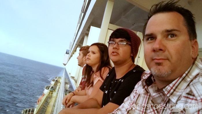 cruising with teens
