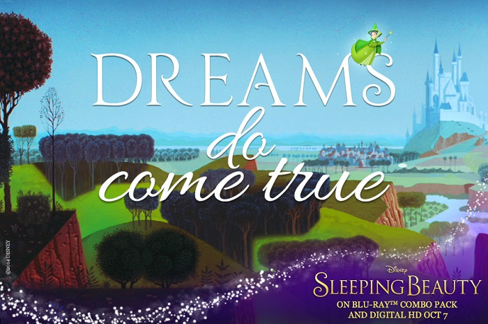 Follow Your Dreams : Disney's Sleeping Beauty
