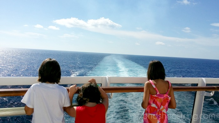 Planning Ahead is Key on a cruise