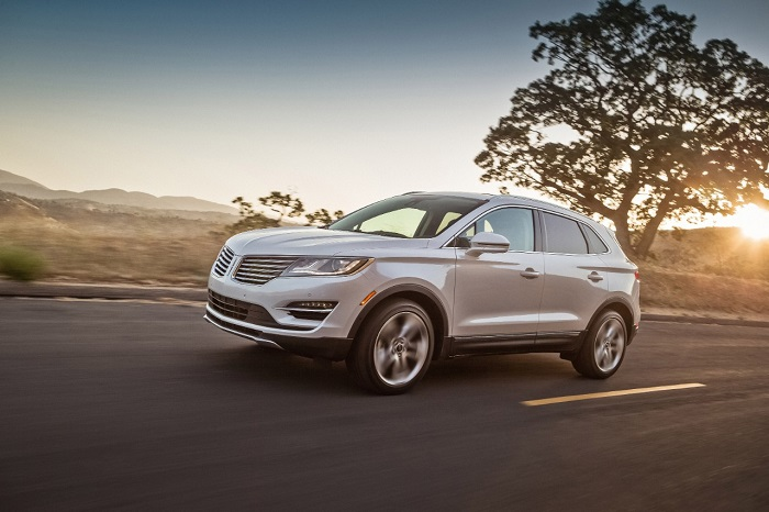 2015 Lincoln MKC Test Drive Relay Benefits Special Needs Students