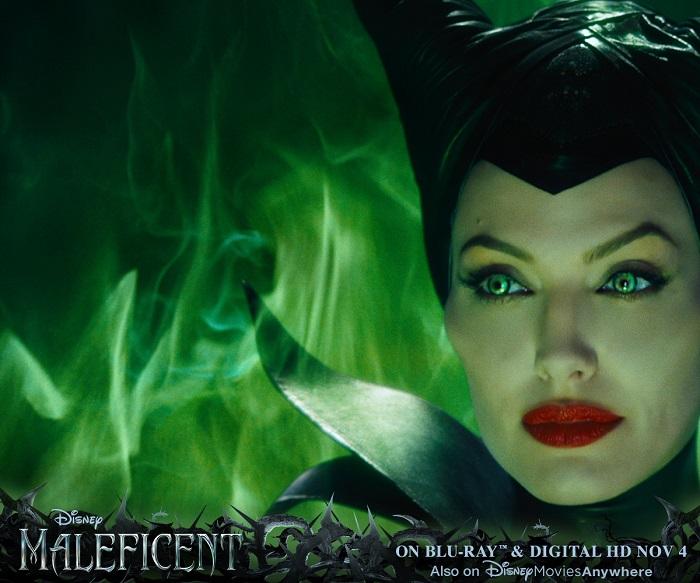 Disney Maleficent DVD - life's twists