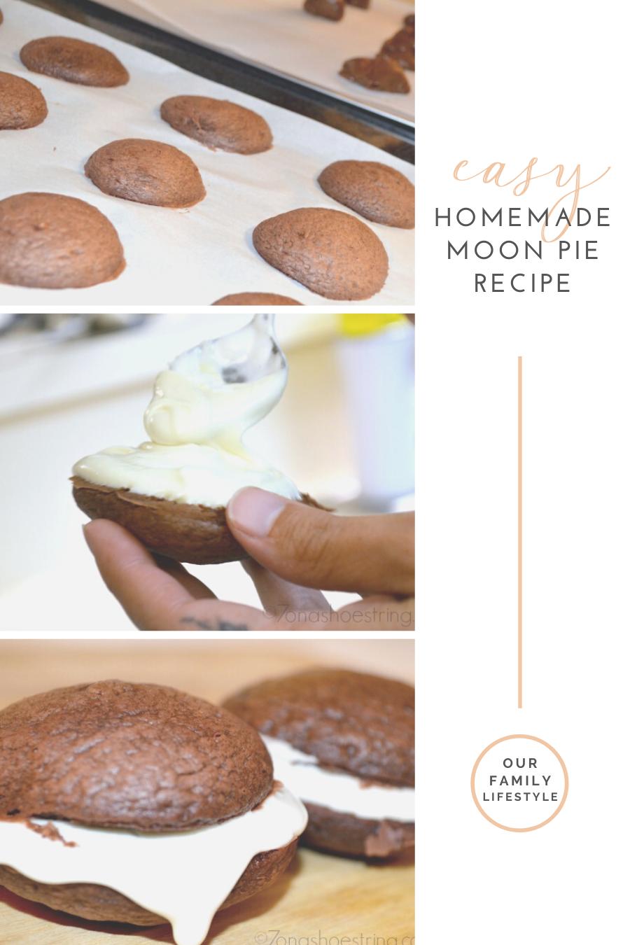 Easy Homemade Moon Pie Recipe