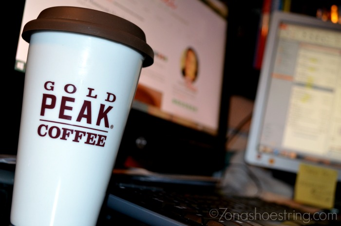 Tips for Relaxing While Working from Home :: Gold Peak Coffee