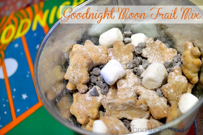 Goodnight Moon Trail Mix
