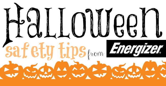 Halloween Safety Tips for Kids from Energizer