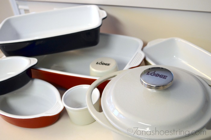Lodge cookware and bakeware from Market Street