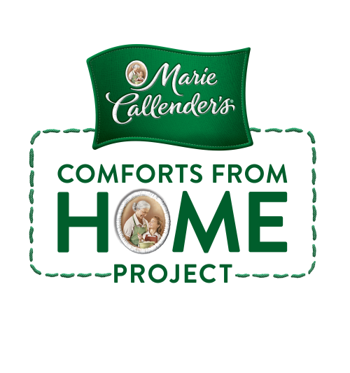 Marie Callenders Comforts from Home project