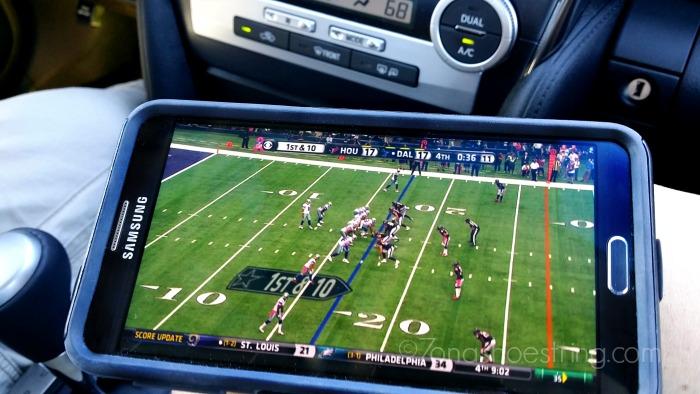 NFL mobile Verizon Wireless